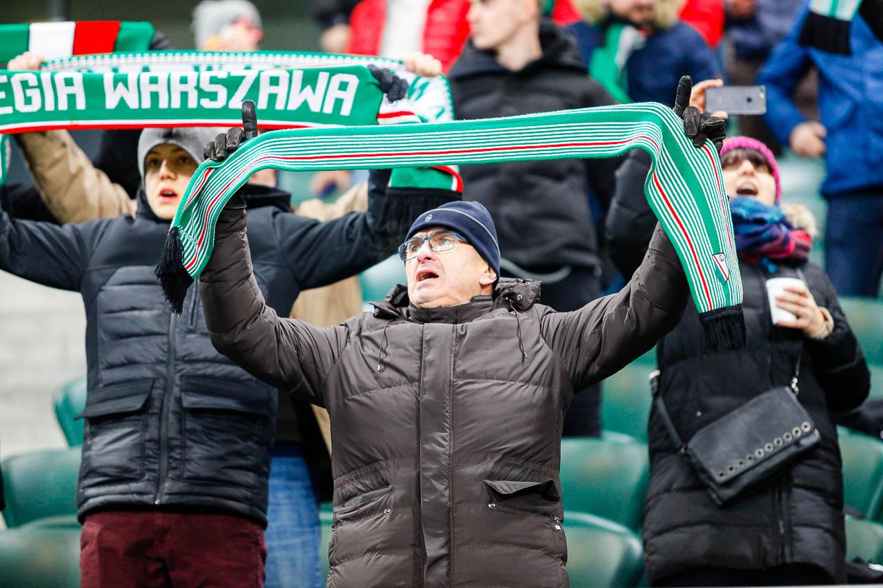 Legia Warszawa 2-1 Lech Poznań - fot. Piotr Galas (zdjęcie 4 z 94)