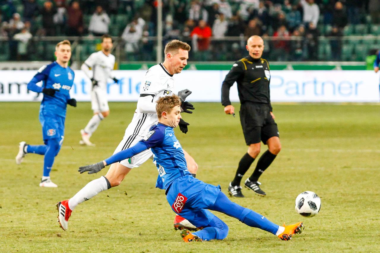 Legia Warszawa 2-1 Lech Poznań - fot. Piotr Galas (zdjęcie 40 z 94)