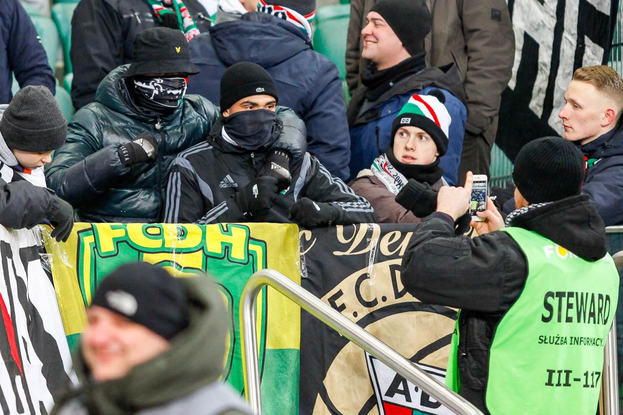 Legia Warszawa 2-1 Lech Poznań - fot. Piotr Galas (zdjęcie 42 z 94)