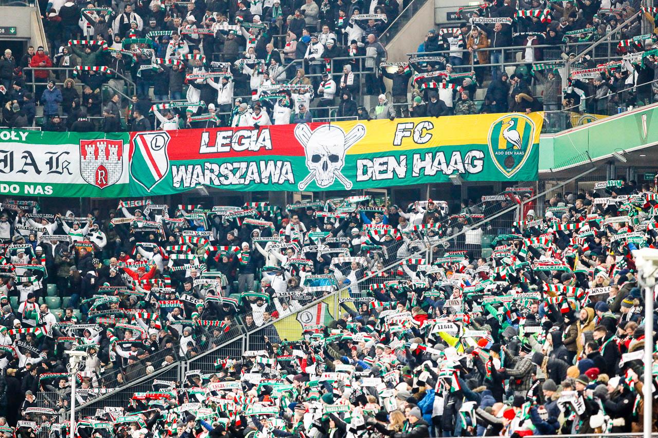 Legia Warszawa 2-1 Lech Poznań - fot. Piotr Galas (zdjęcie 44 z 94)