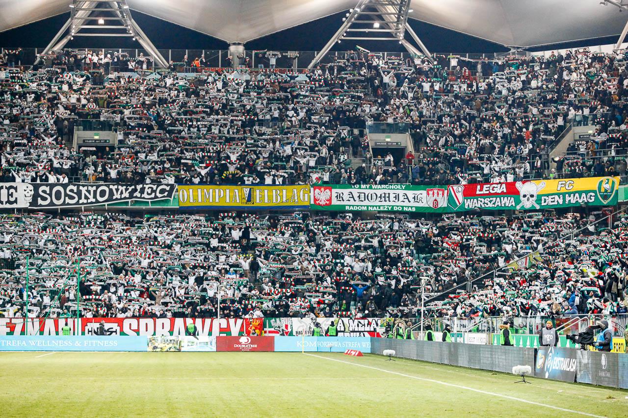 Legia Warszawa 2-1 Lech Poznań - fot. Piotr Galas (zdjęcie 45 z 94)