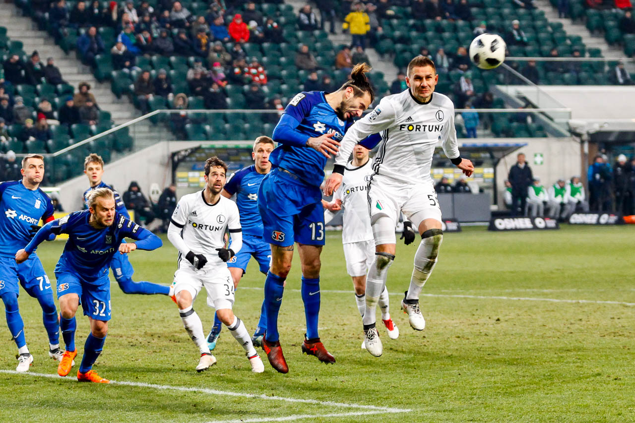 Legia Warszawa 2-1 Lech Poznań - fot. Piotr Galas (zdjęcie 49 z 94)