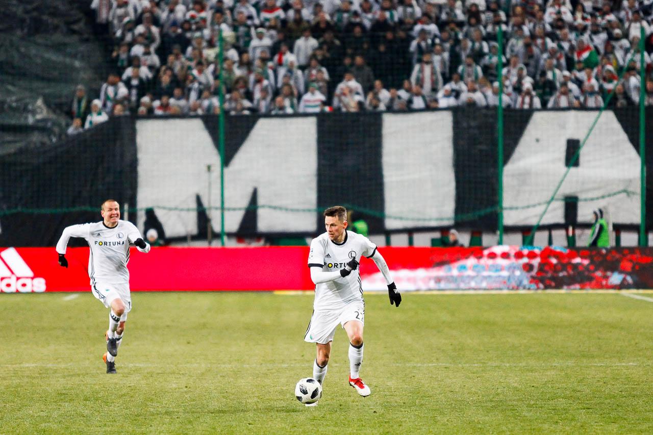 Legia Warszawa 2-1 Lech Poznań - fot. Piotr Galas (zdjęcie 51 z 94)