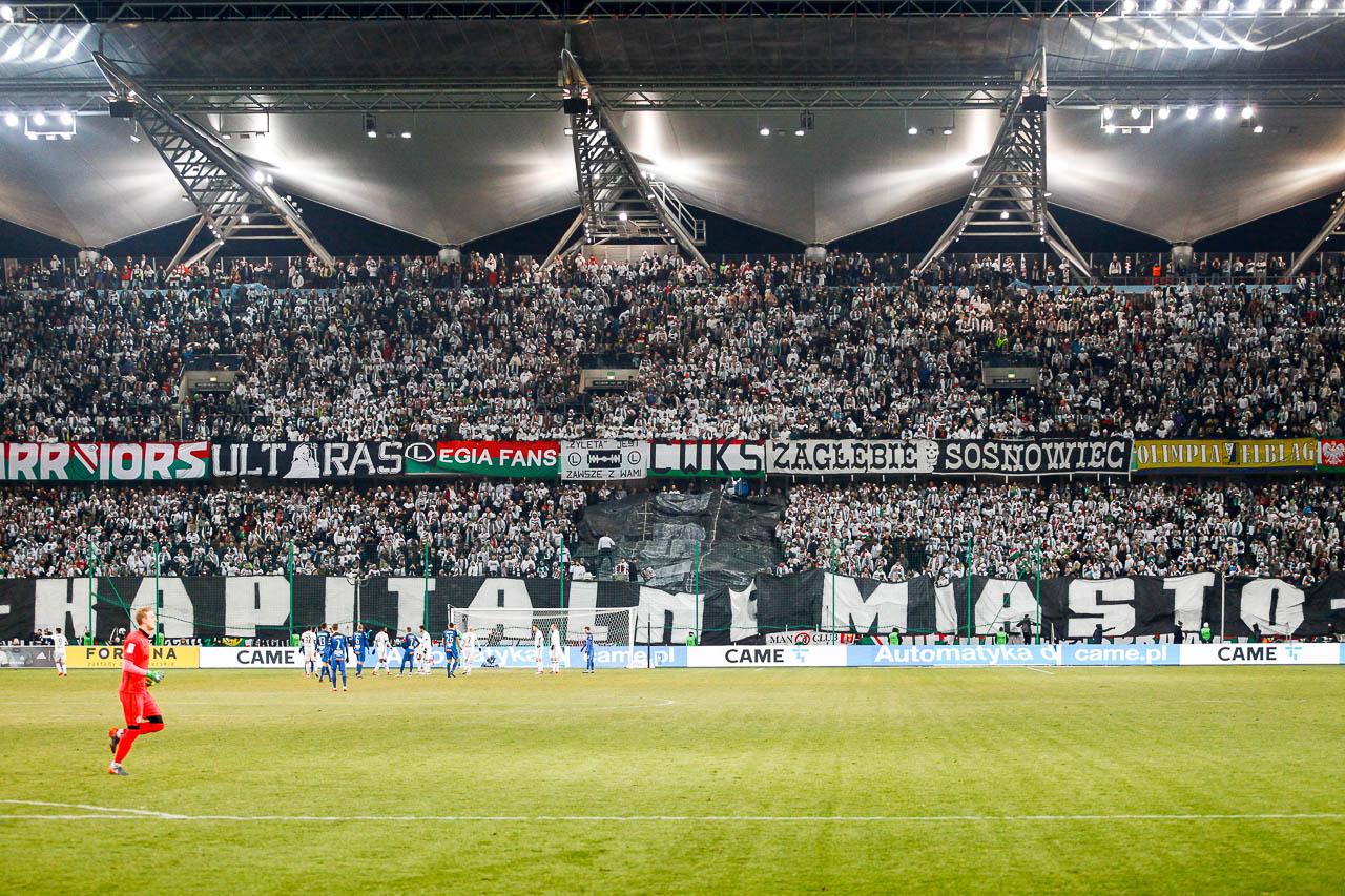 Legia Warszawa 2-1 Lech Poznań - fot. Piotr Galas (zdjęcie 52 z 94)