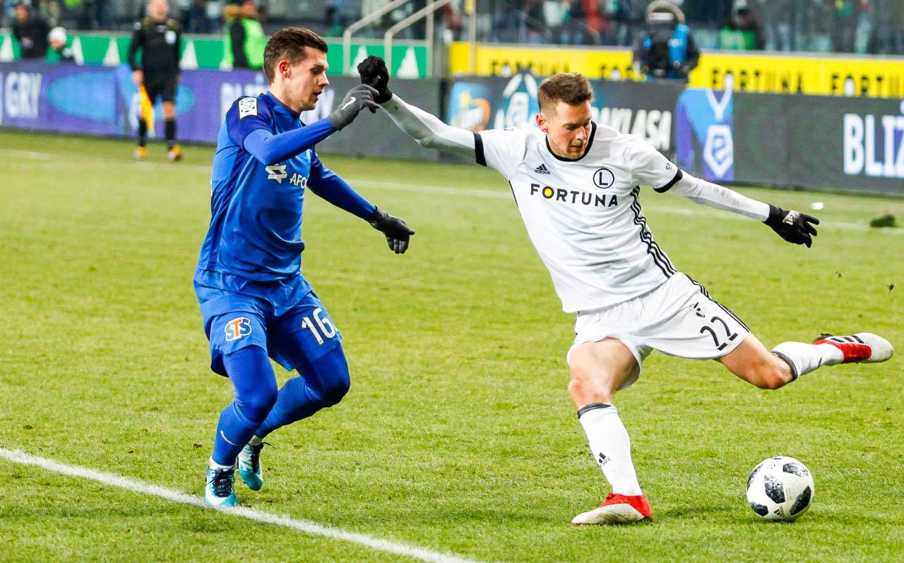 Legia Warszawa 2-1 Lech Poznań - fot. Piotr Galas (zdjęcie 54 z 94)