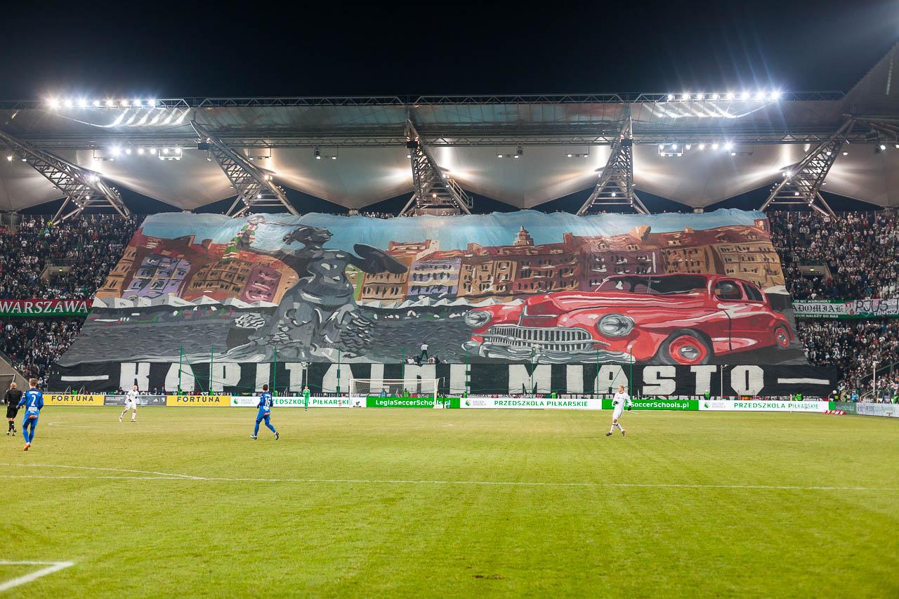 Legia Warszawa 2-1 Lech Poznań - fot. Piotr Galas (zdjęcie 55 z 94)