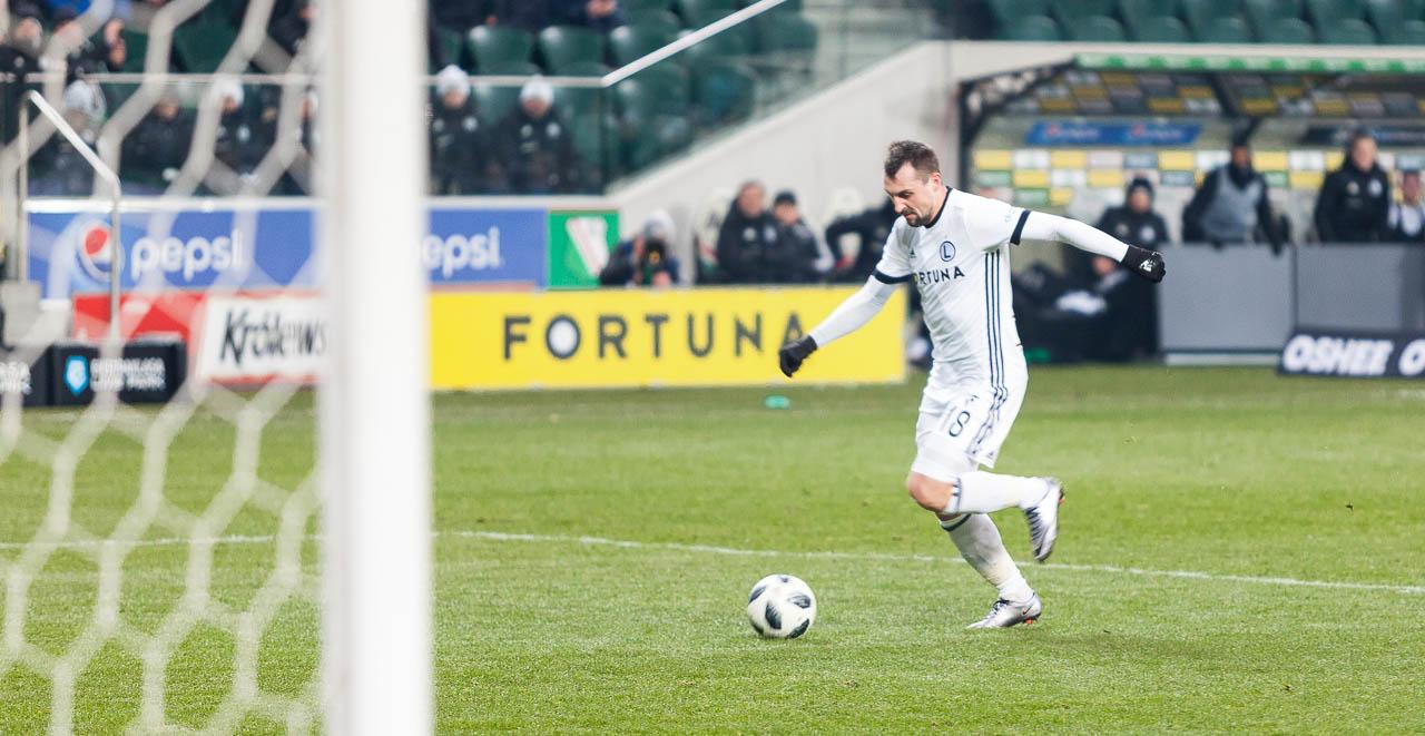 Legia Warszawa 2-1 Lech Poznań - fot. Piotr Galas (zdjęcie 57 z 94)