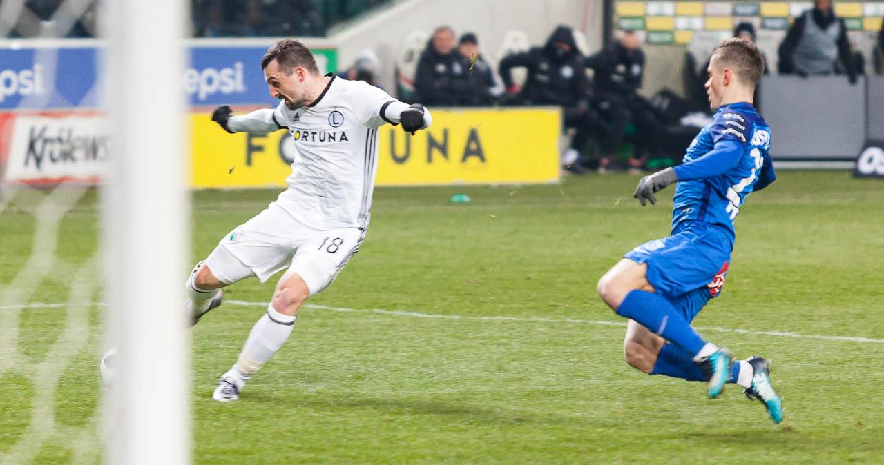 Legia Warszawa 2-1 Lech Poznań - fot. Piotr Galas (zdjęcie 58 z 94)