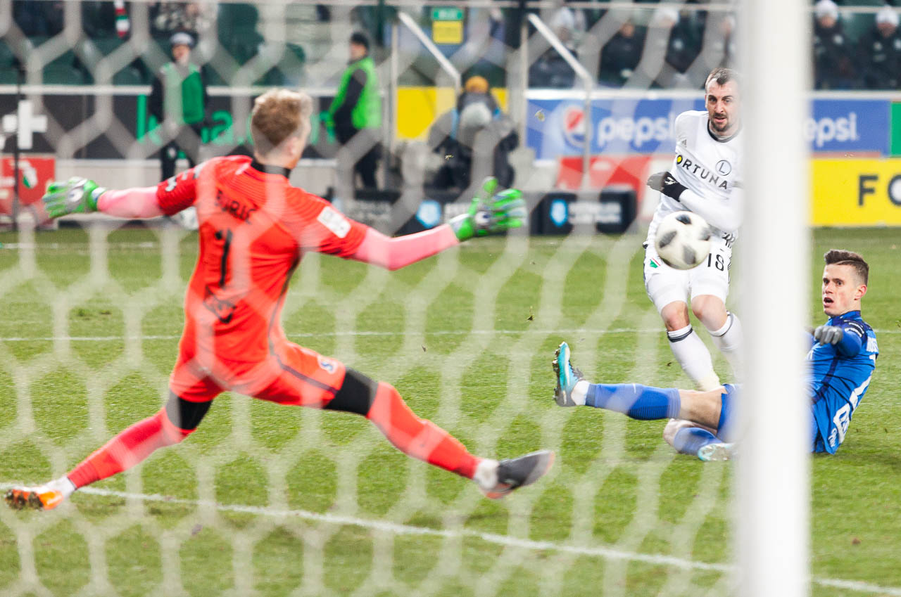 Legia Warszawa 2-1 Lech Poznań - fot. Piotr Galas (zdjęcie 59 z 94)