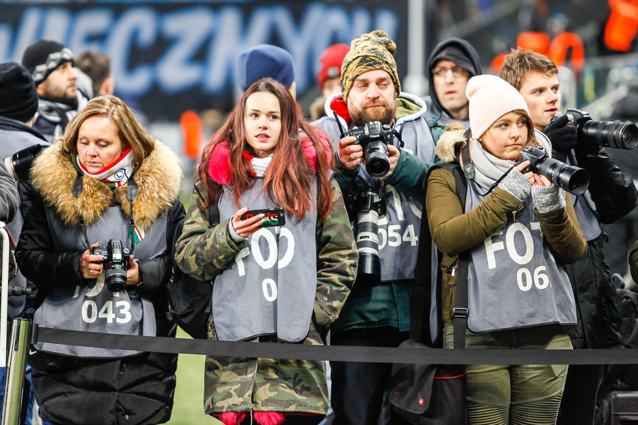 Legia Warszawa 2-1 Lech Poznań - fot. Piotr Galas (zdjęcie 6 z 94)