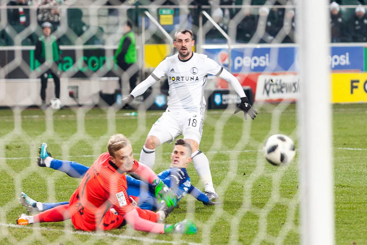 Legia Warszawa 2-1 Lech Poznań - fot. Piotr Galas (zdjęcie 60 z 94)