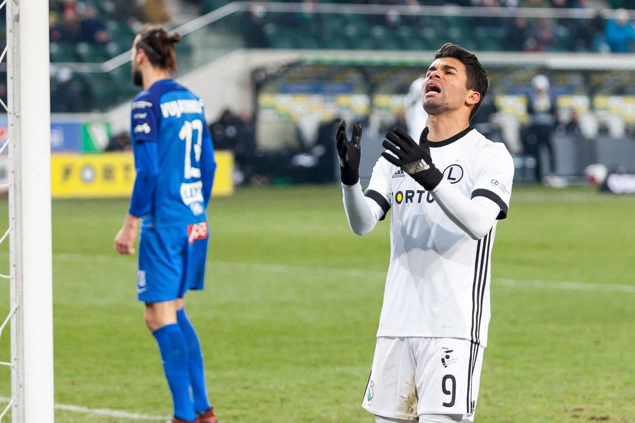 Legia Warszawa 2-1 Lech Poznań - fot. Piotr Galas (zdjęcie 61 z 94)