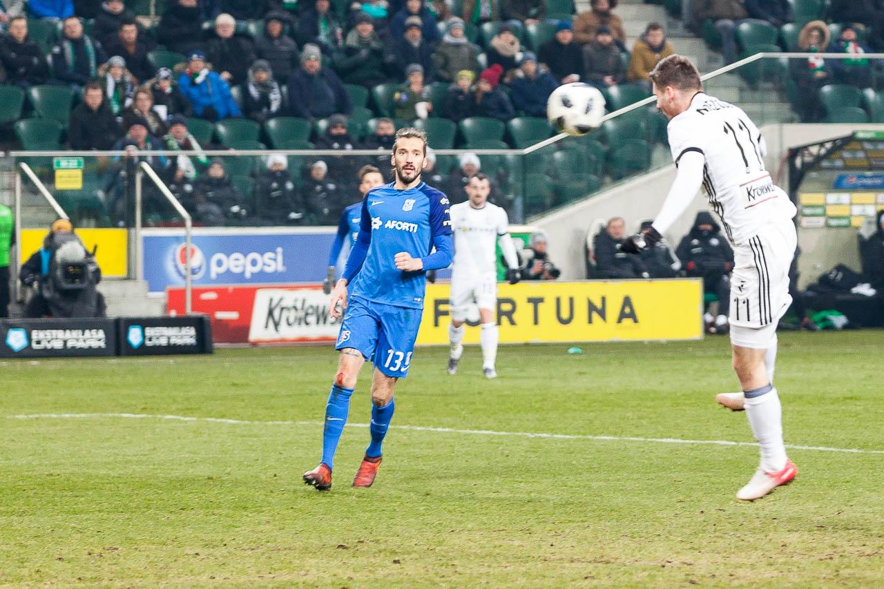 Legia Warszawa 2-1 Lech Poznań - fot. Piotr Galas (zdjęcie 63 z 94)
