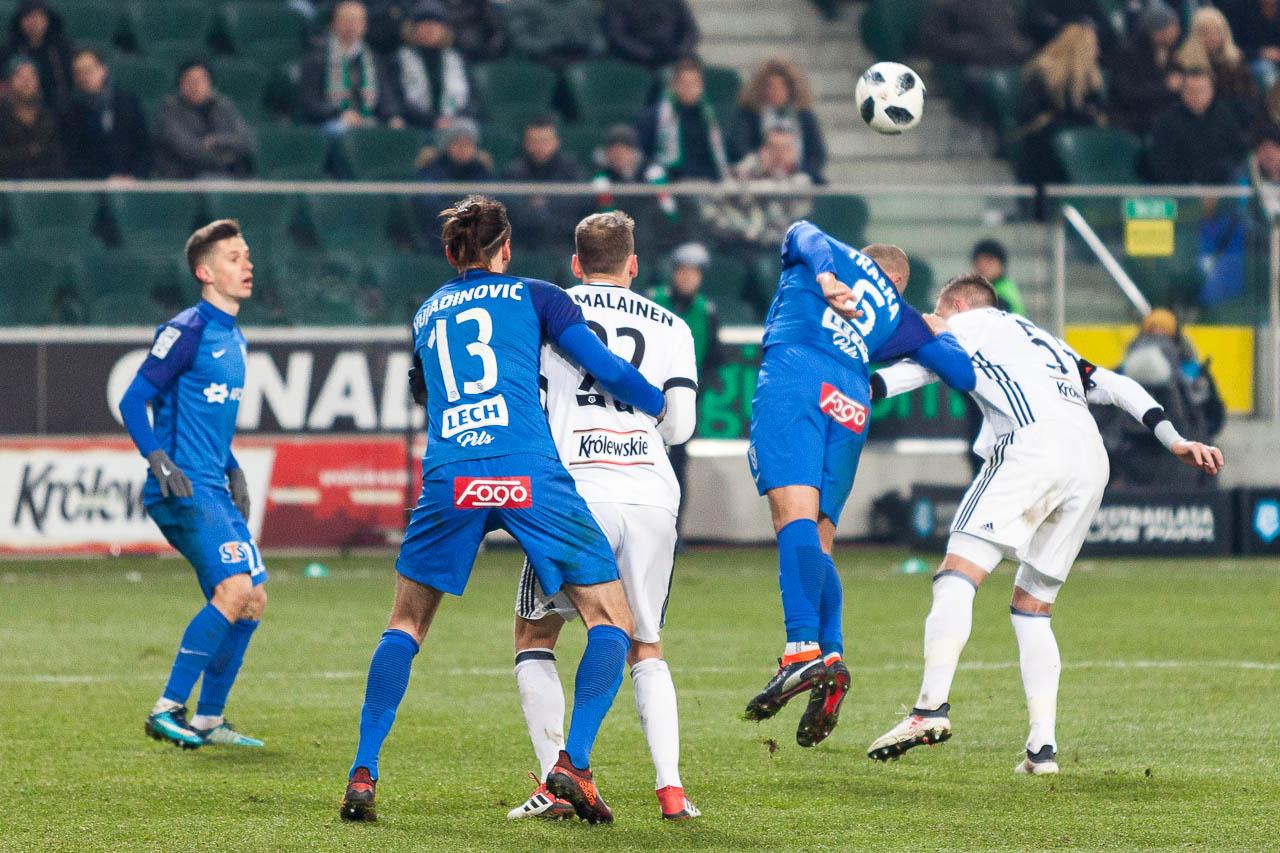 Legia Warszawa 2-1 Lech Poznań - fot. Piotr Galas (zdjęcie 66 z 94)