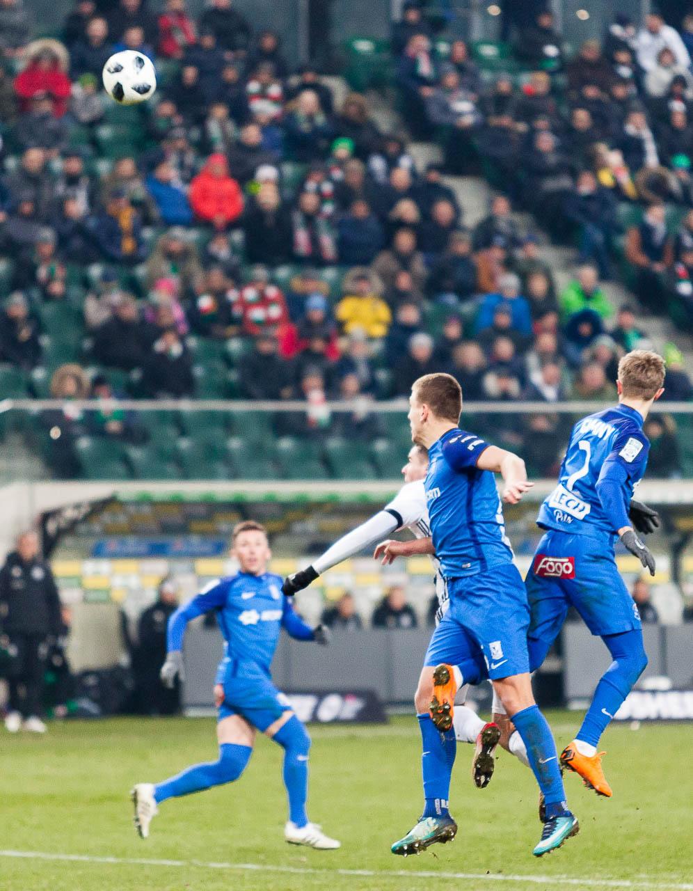 Legia Warszawa 2-1 Lech Poznań - fot. Piotr Galas (zdjęcie 67 z 94)
