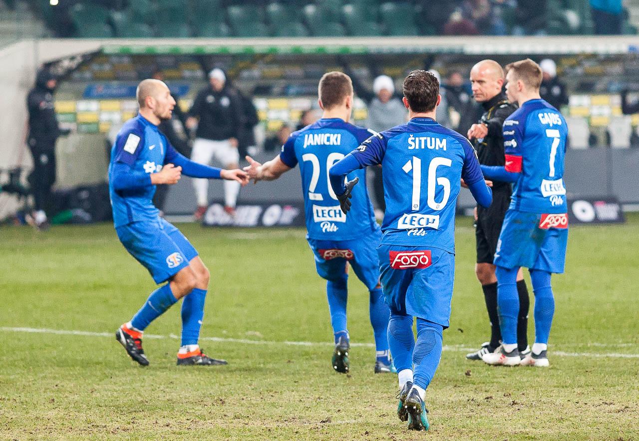 Legia Warszawa 2-1 Lech Poznań - fot. Piotr Galas (zdjęcie 68 z 94)