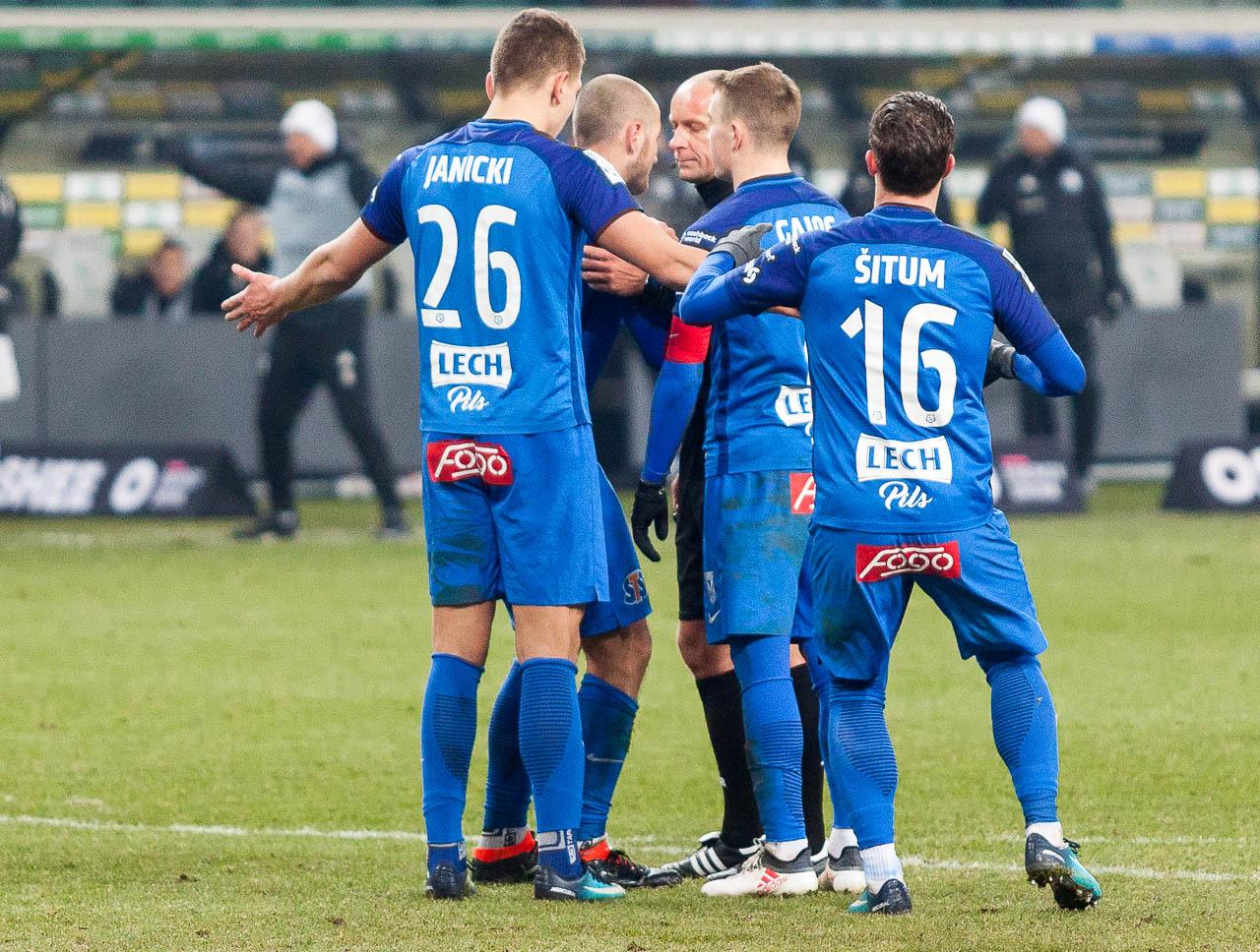 Legia Warszawa 2-1 Lech Poznań - fot. Piotr Galas (zdjęcie 69 z 94)