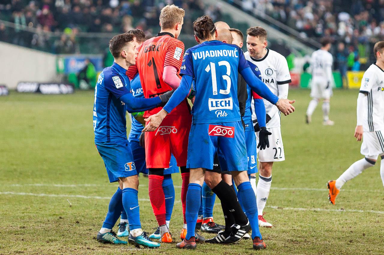 Legia Warszawa 2-1 Lech Poznań - fot. Piotr Galas (zdjęcie 70 z 94)