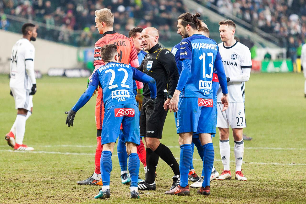 Legia Warszawa 2-1 Lech Poznań - fot. Piotr Galas (zdjęcie 71 z 94)