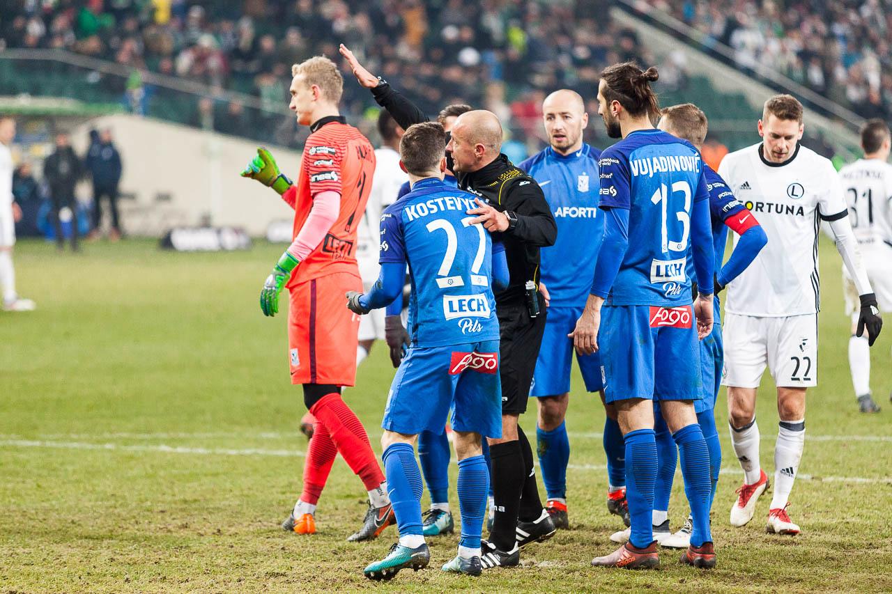 Legia Warszawa 2-1 Lech Poznań - fot. Piotr Galas (zdjęcie 72 z 94)