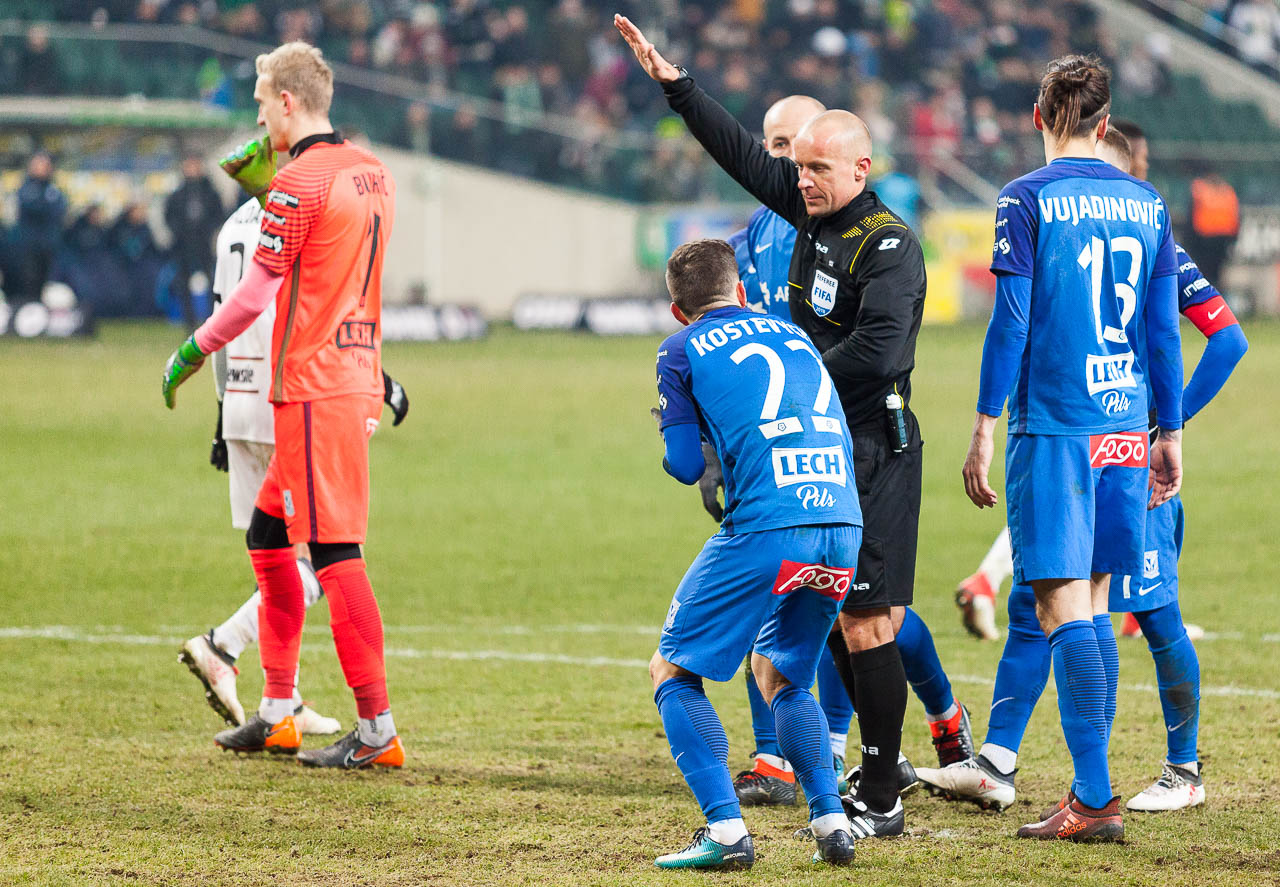 Legia Warszawa 2-1 Lech Poznań - fot. Piotr Galas (zdjęcie 73 z 94)