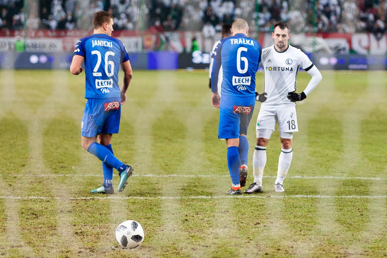 Legia Warszawa 2-1 Lech Poznań - fot. Piotr Galas (zdjęcie 76 z 94)