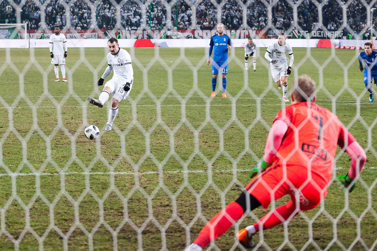 Legia Warszawa 2-1 Lech Poznań - fot. Piotr Galas (zdjęcie 78 z 94)