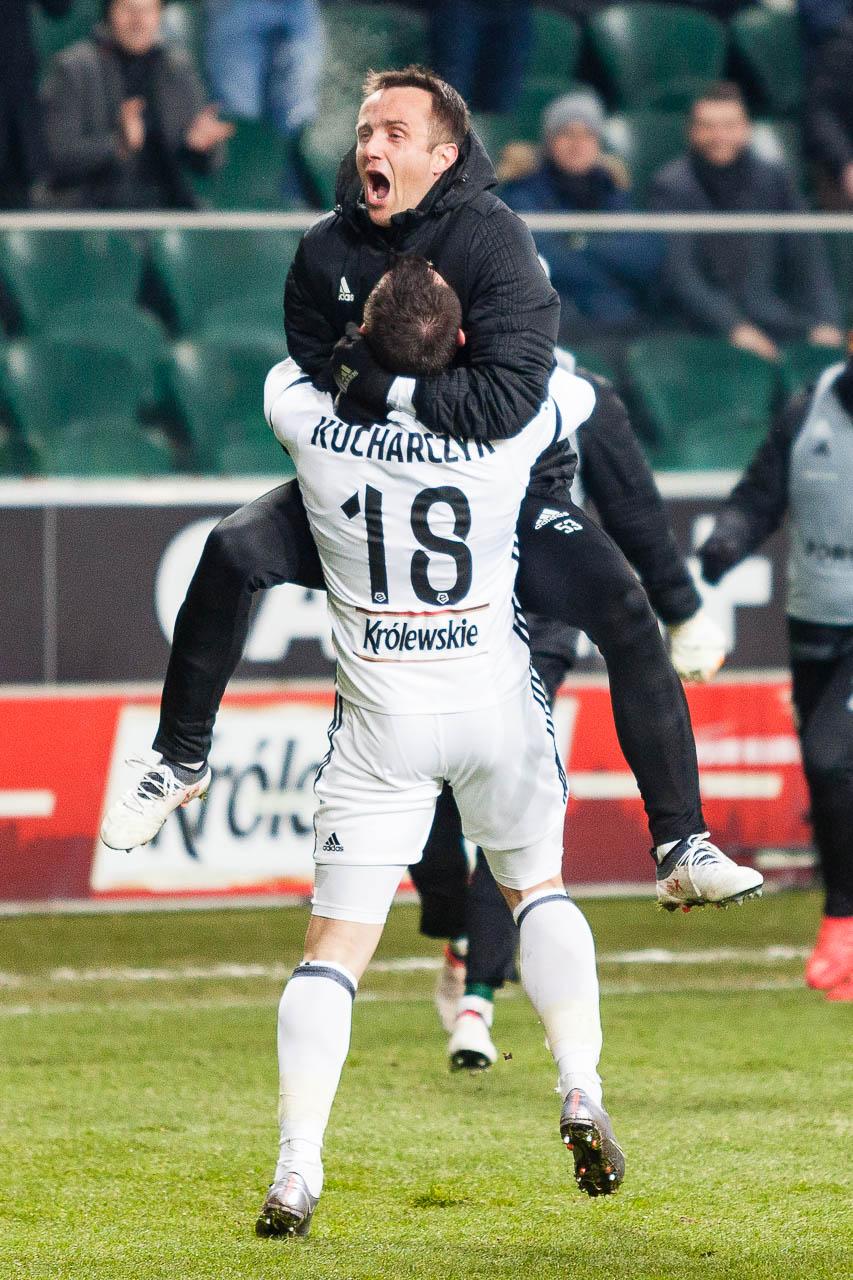 Legia Warszawa 2-1 Lech Poznań - fot. Piotr Galas (zdjęcie 80 z 94)