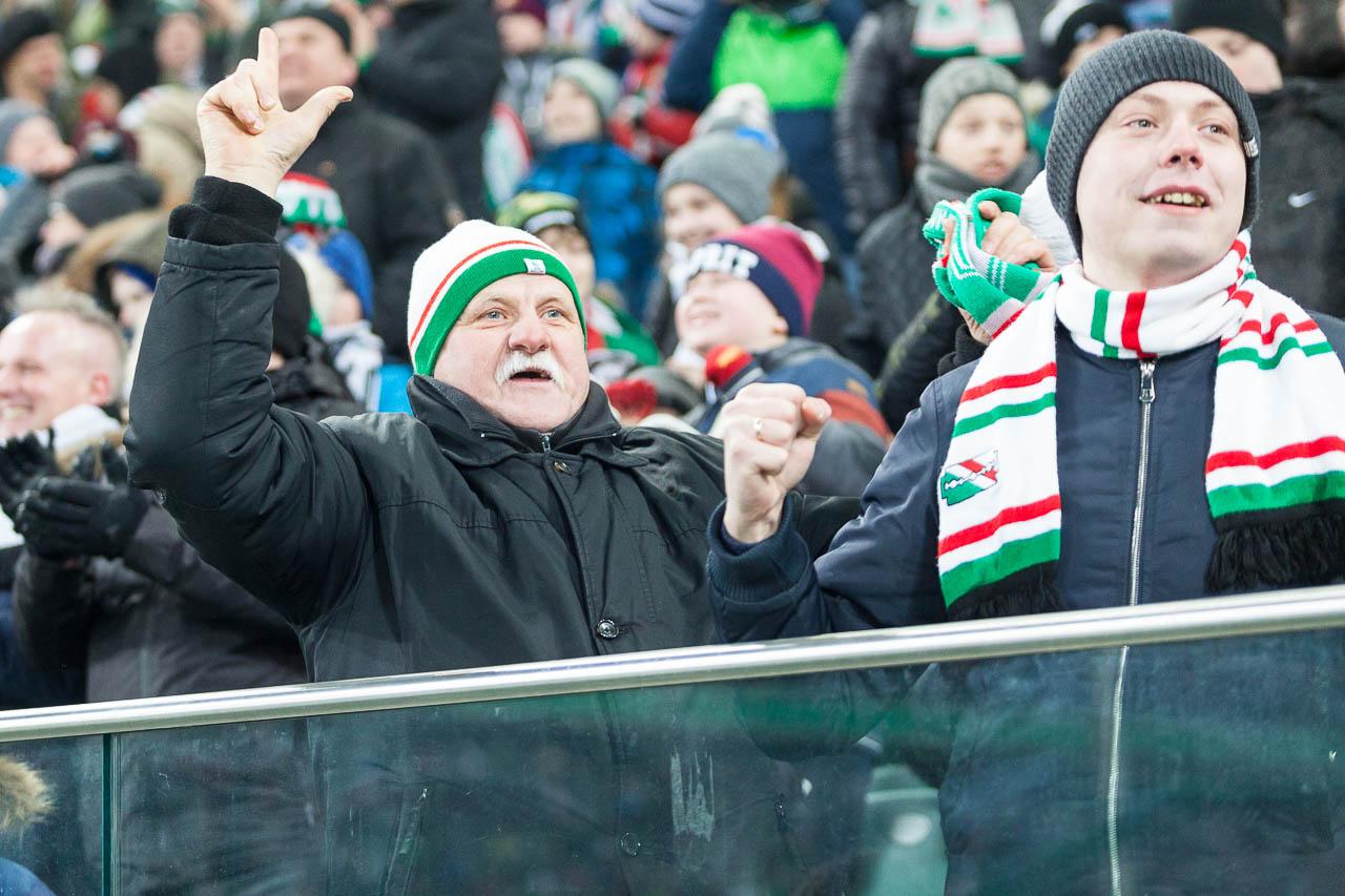 Legia Warszawa 2-1 Lech Poznań - fot. Piotr Galas (zdjęcie 81 z 94)