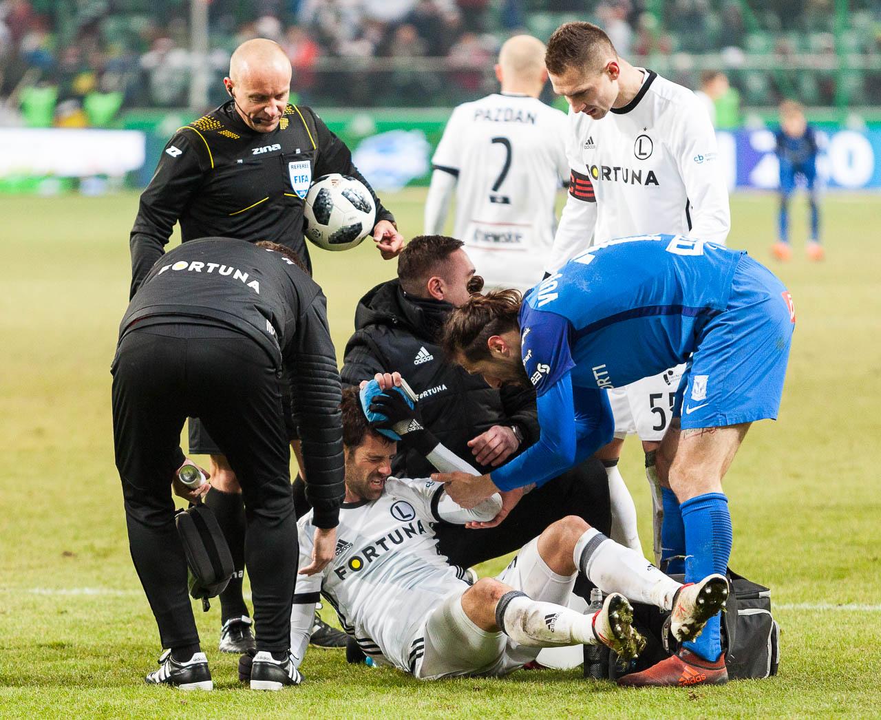 Legia Warszawa 2-1 Lech Poznań - fot. Piotr Galas (zdjęcie 85 z 94)