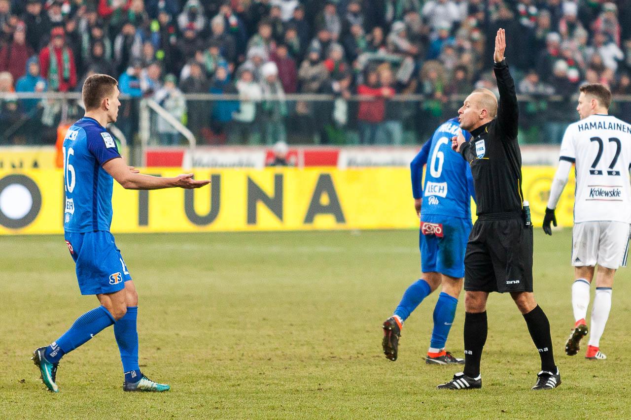 Legia Warszawa 2-1 Lech Poznań - fot. Piotr Galas (zdjęcie 87 z 94)