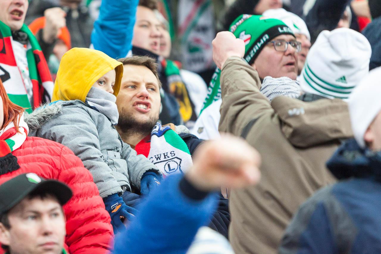 Legia Warszawa 2-1 Lech Poznań - fot. Piotr Galas (zdjęcie 88 z 94)