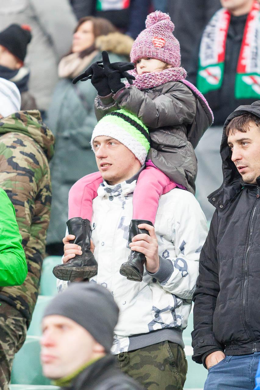 Legia Warszawa 2-1 Lech Poznań - fot. Piotr Galas (zdjęcie 89 z 94)
