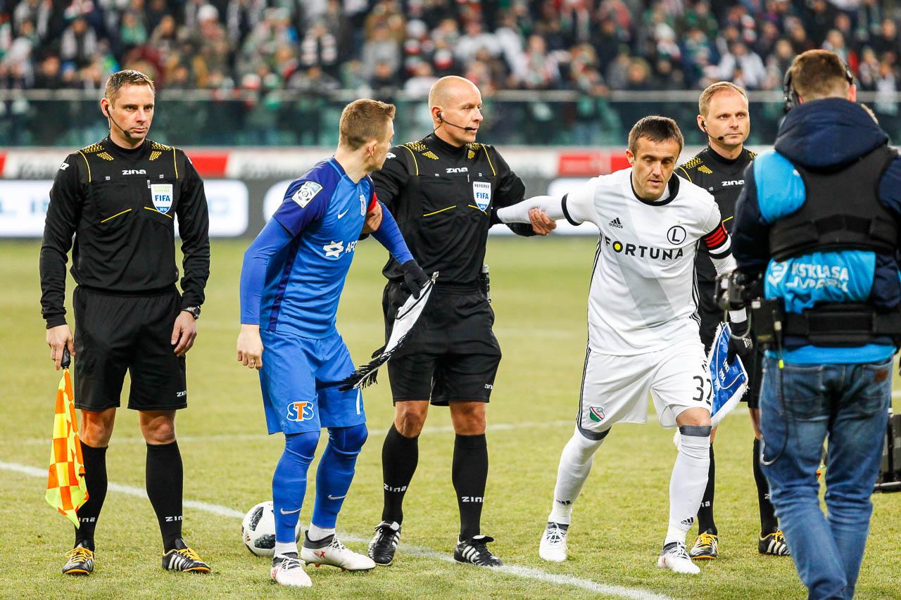 Legia Warszawa 2-1 Lech Poznań - fot. Piotr Galas (zdjęcie 9 z 94)
