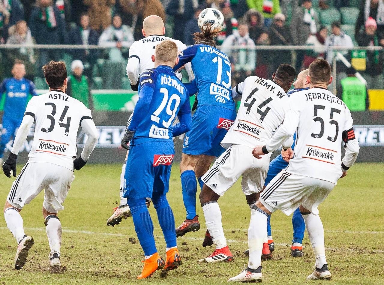 Legia Warszawa 2-1 Lech Poznań - fot. Piotr Galas (zdjęcie 90 z 94)