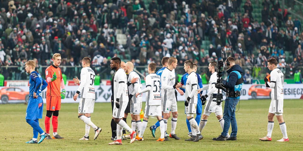 Legia Warszawa 2-1 Lech Poznań - fot. Piotr Galas (zdjęcie 94 z 94)