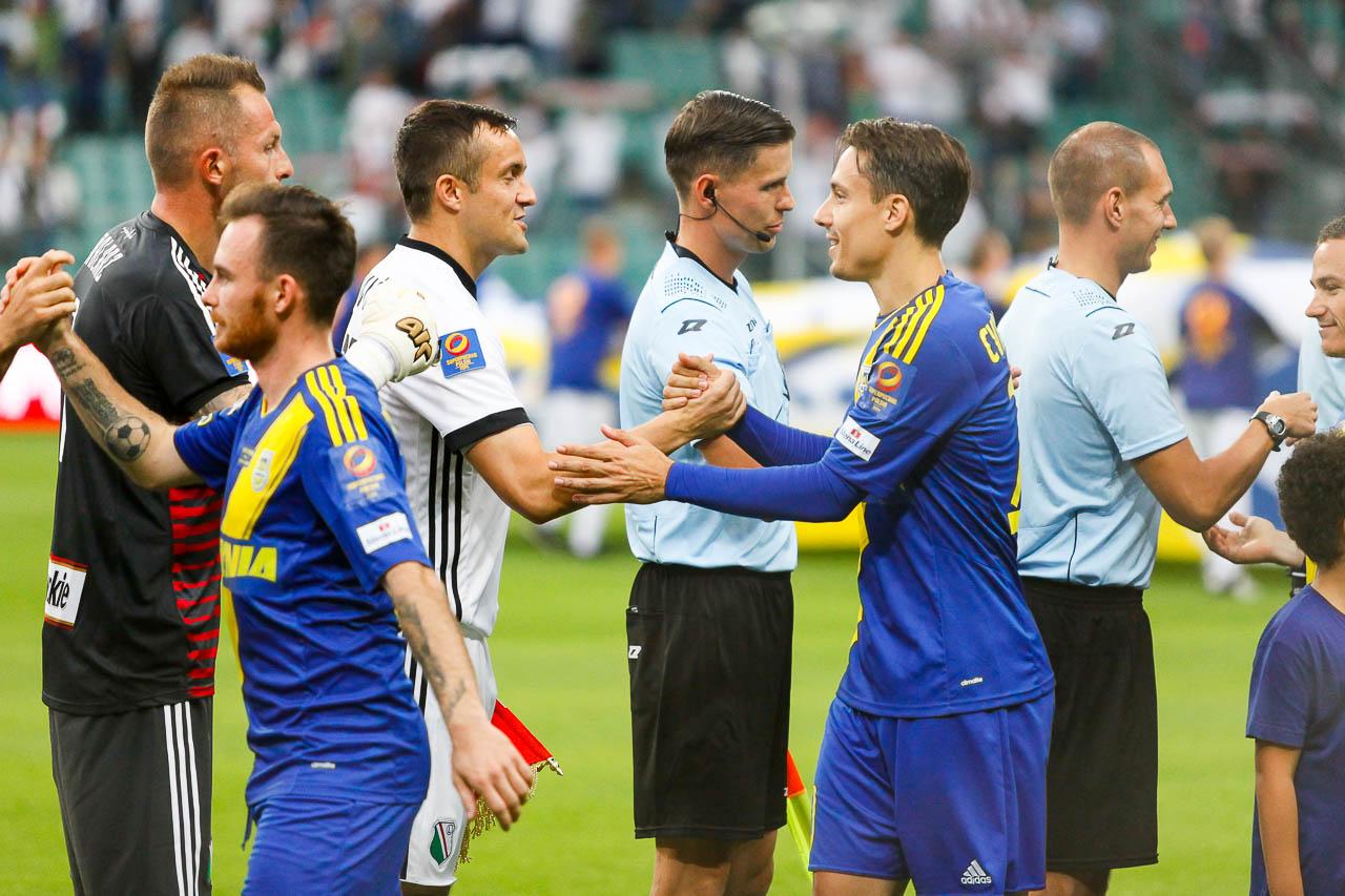 Legia Warszawa 2-3 Arka Gdynia - fot. Piotr Galas (zdjęcie 10 z 75)