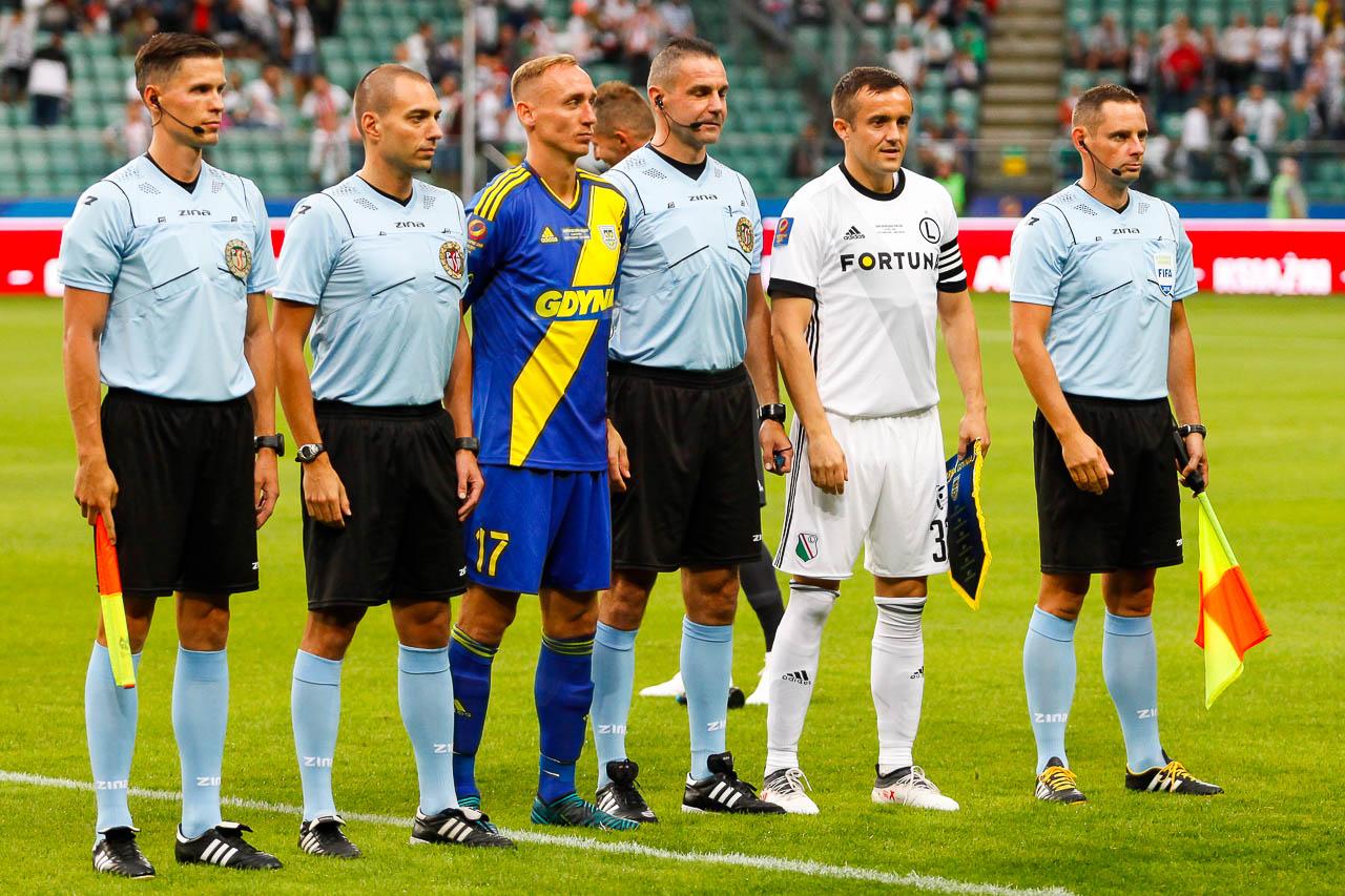 Legia Warszawa 2-3 Arka Gdynia - fot. Piotr Galas (zdjęcie 12 z 75)