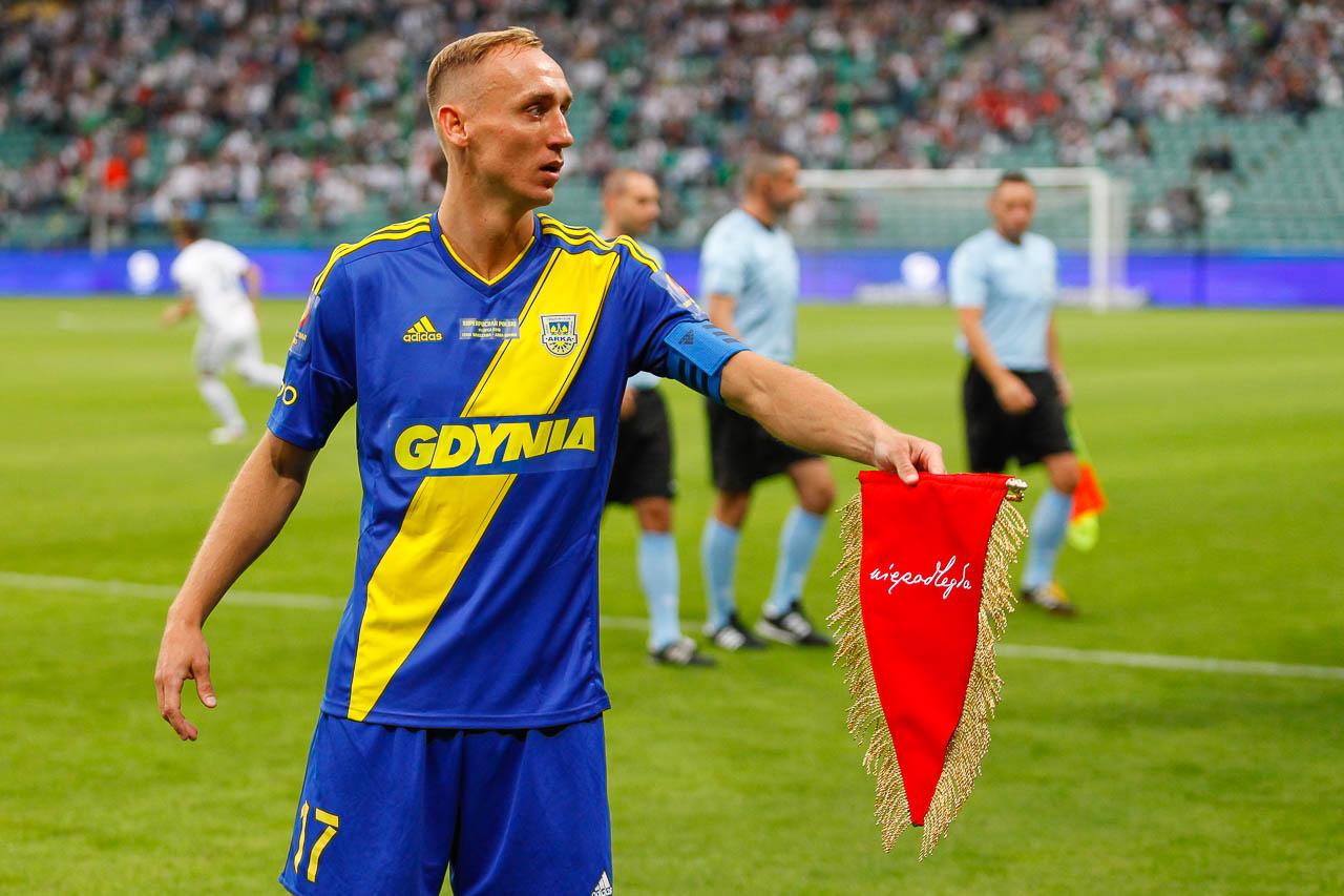Legia Warszawa 2-3 Arka Gdynia - fot. Piotr Galas (zdjęcie 13 z 75)