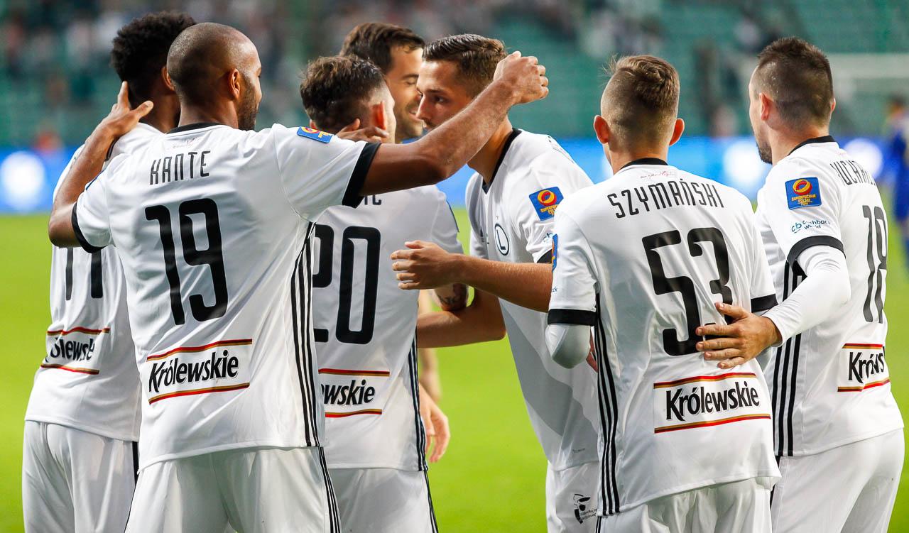 Legia Warszawa 2-3 Arka Gdynia - fot. Piotr Galas (zdjęcie 22 z 75)