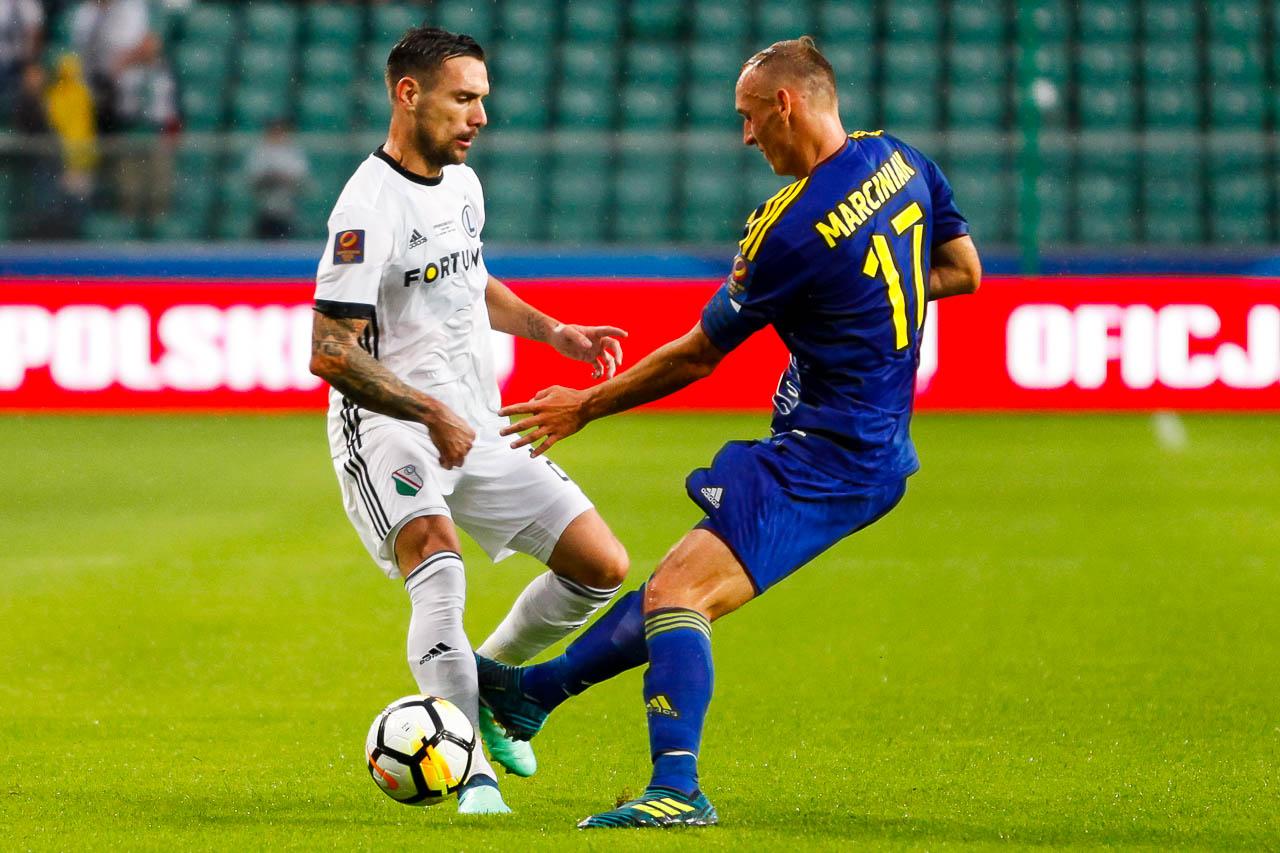 Legia Warszawa 2-3 Arka Gdynia - fot. Piotr Galas (zdjęcie 28 z 75)