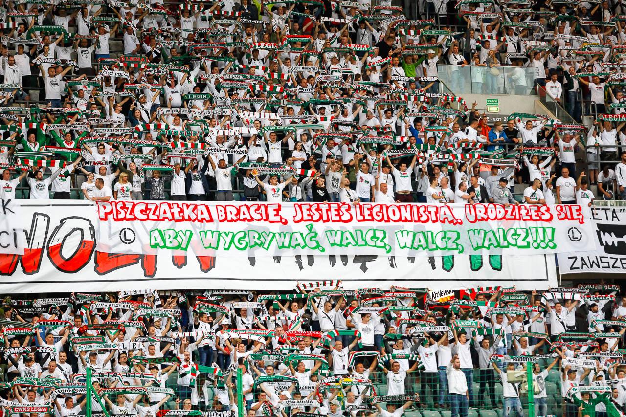 Legia Warszawa 2-3 Arka Gdynia - fot. Piotr Galas (zdjęcie 4 z 75)