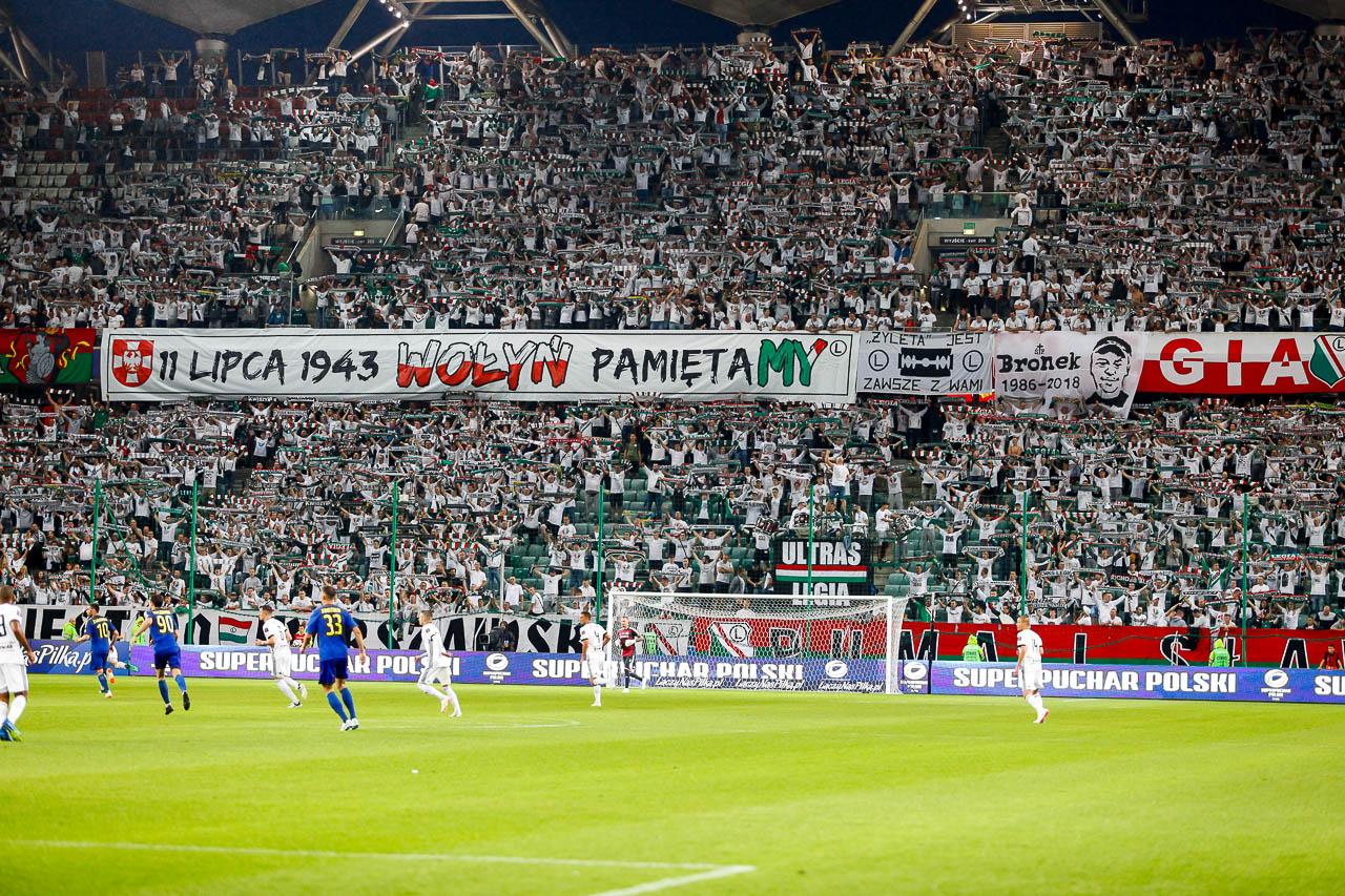 Legia Warszawa 2-3 Arka Gdynia - fot. Piotr Galas (zdjęcie 45 z 75)