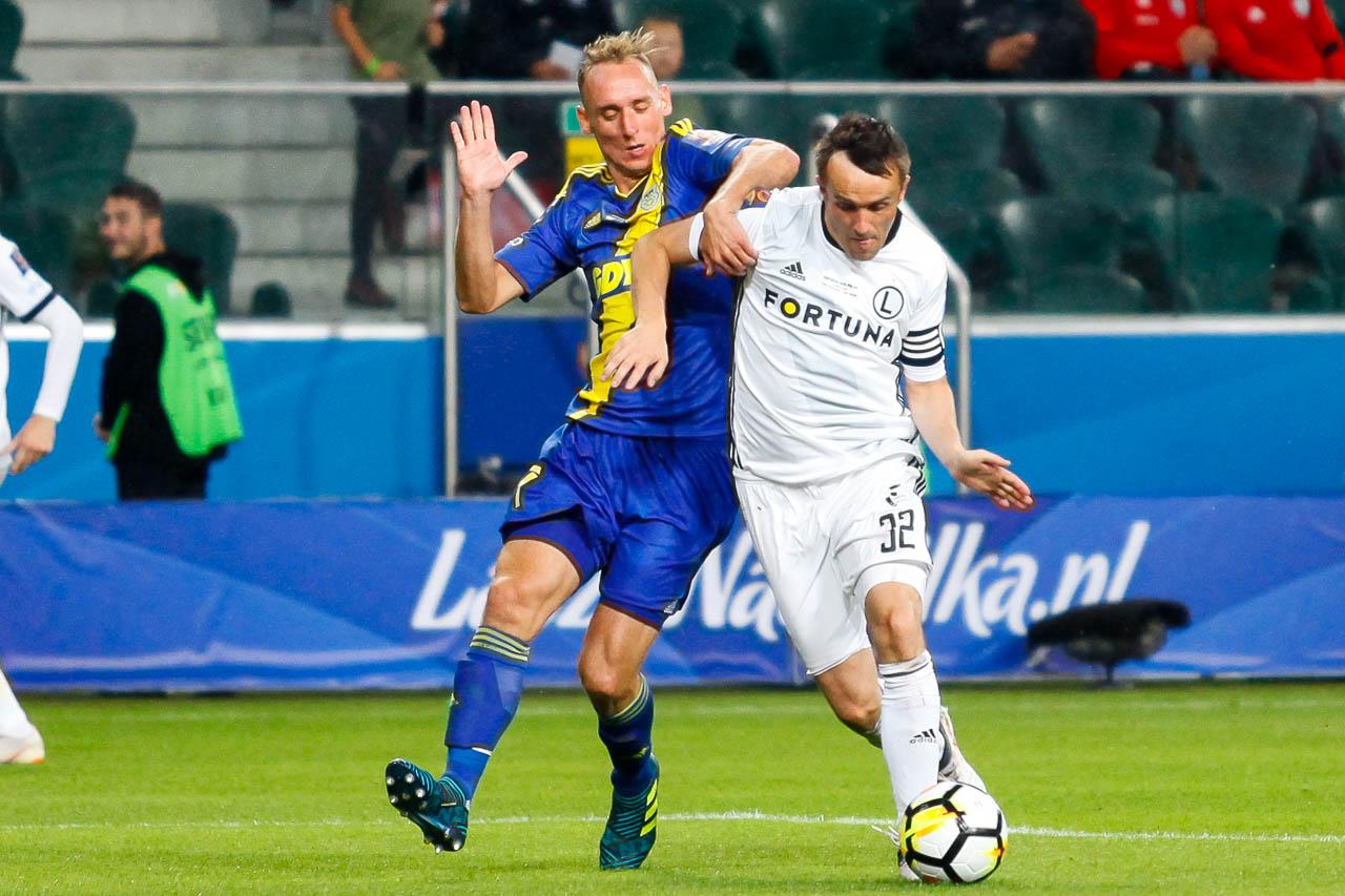 Legia Warszawa 2-3 Arka Gdynia - fot. Piotr Galas (zdjęcie 46 z 75)