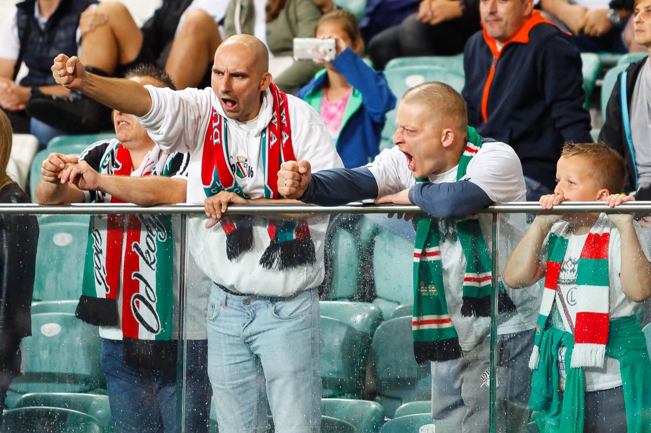 Legia Warszawa 2-3 Arka Gdynia - fot. Piotr Galas (zdjęcie 47 z 75)