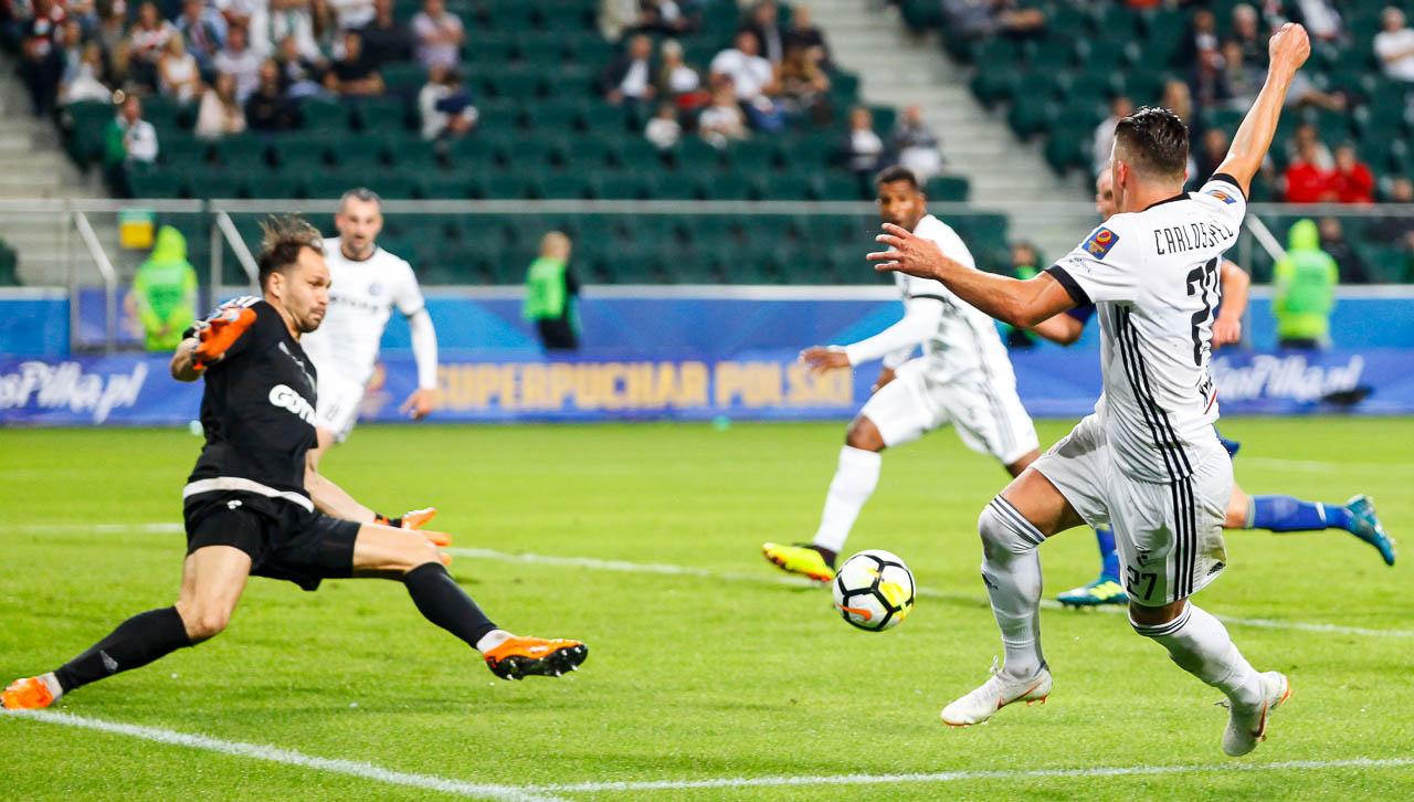 Legia Warszawa 2-3 Arka Gdynia - fot. Piotr Galas (zdjęcie 57 z 75)