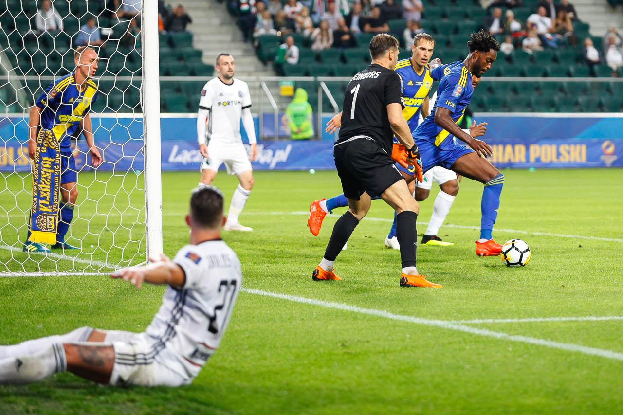Legia Warszawa 2-3 Arka Gdynia - fot. Piotr Galas (zdjęcie 58 z 75)