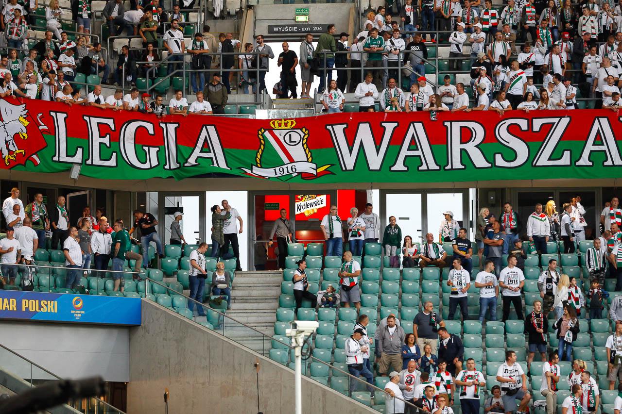 Legia Warszawa 2-3 Arka Gdynia - fot. Piotr Galas (zdjęcie 6 z 75)