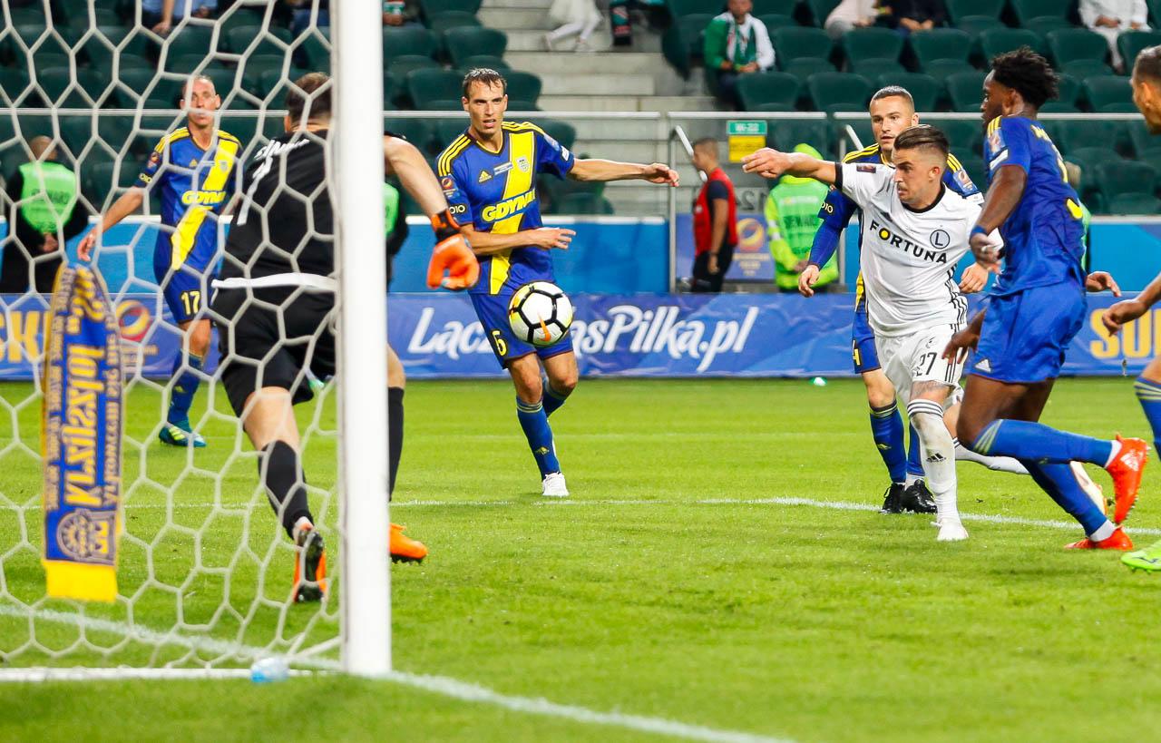 Legia Warszawa 2-3 Arka Gdynia - fot. Piotr Galas (zdjęcie 67 z 75)