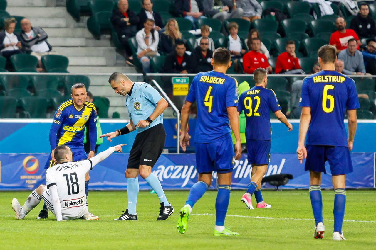 Legia Warszawa 2-3 Arka Gdynia - fot. Piotr Galas (zdjęcie 71 z 75)